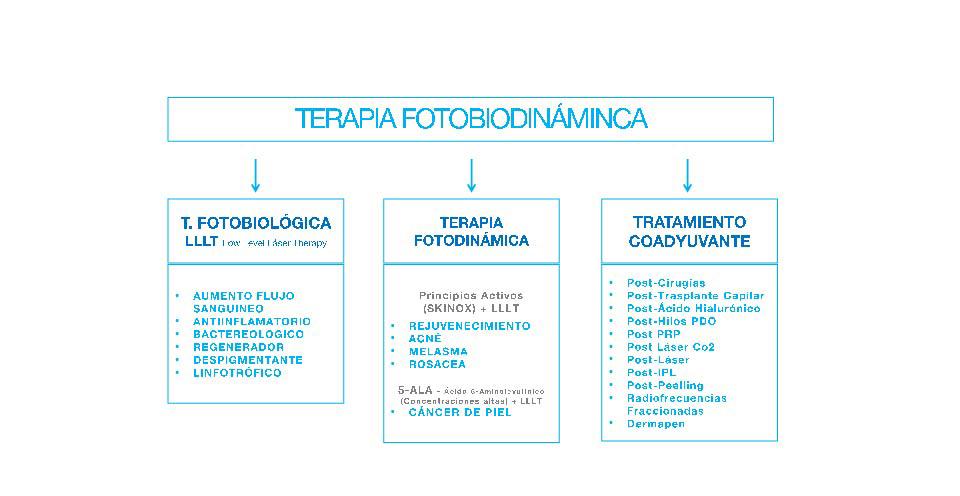 TERAPIA FOTOBIODINÁMICA EN REJUVENECIMIENTO FACIAL